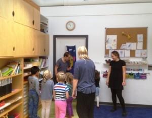 Workshop med förskolan