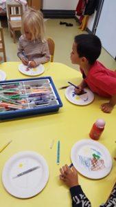 Globala målen i förskolan